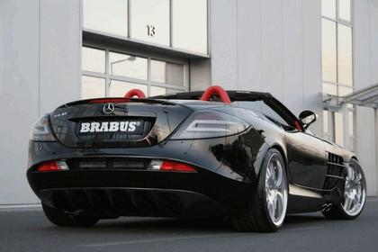 2007 Mercedes-Benz McLaren SLR roadster by Brabus 13