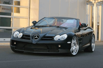 2007 Mercedes-Benz McLaren SLR roadster by Brabus 17