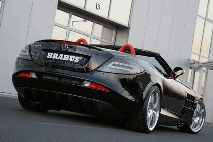 2007 Mercedes-Benz McLaren SLR roadster by Brabus 18