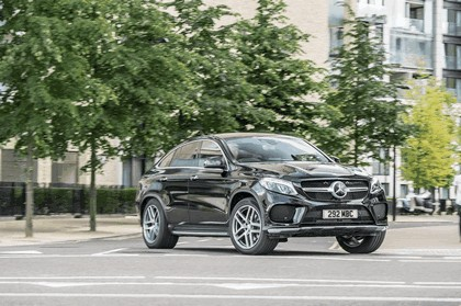 2015 Mercedes-Benz GLE 350d 4Matic - UK version 7