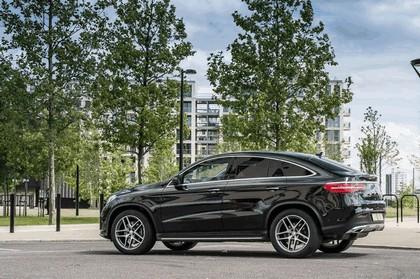 2015 Mercedes-Benz GLE 350d 4Matic - UK version 8