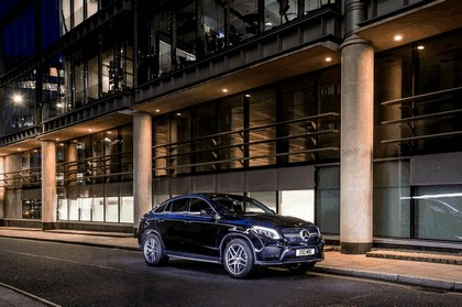 2015 Mercedes-Benz GLE 350d 4Matic - UK version 9