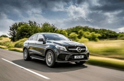 2015 Mercedes-Benz GLE 350d 4Matic - UK version 10