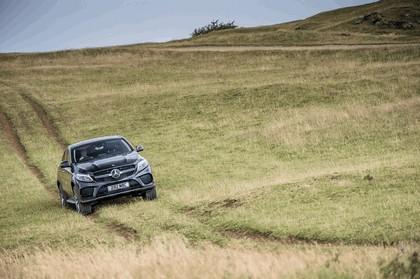 2015 Mercedes-Benz GLE 350d 4Matic - UK version 17