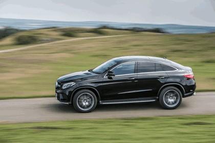 2015 Mercedes-Benz GLE 350d 4Matic - UK version 18