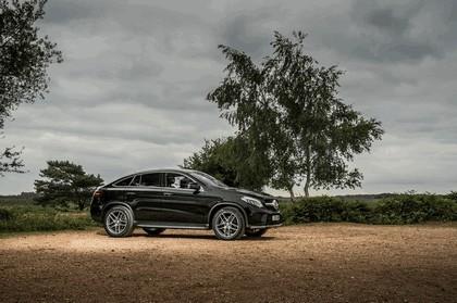 2015 Mercedes-Benz GLE 350d 4Matic - UK version 23