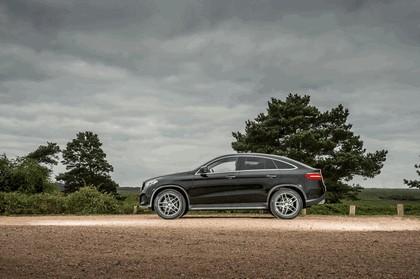 2015 Mercedes-Benz GLE 350d 4Matic - UK version 24