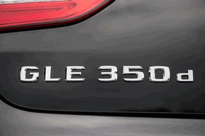 2015 Mercedes-Benz GLE 350d 4Matic - UK version 25