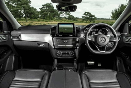 2015 Mercedes-Benz GLE 350d 4Matic - UK version 28