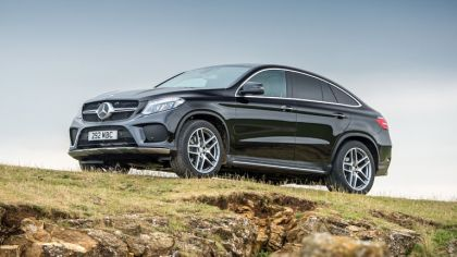2015 Mercedes-Benz GLE 350d 4Matic - UK version 5