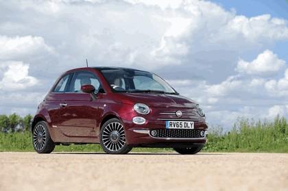 2015 Fiat 500 - UK version 1