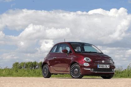 2015 Fiat 500 - UK version 2