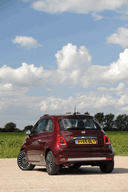 2015 Fiat 500 - UK version 5