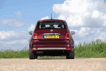 2015 Fiat 500 - UK version 9