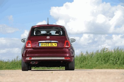 2015 Fiat 500 - UK version 11