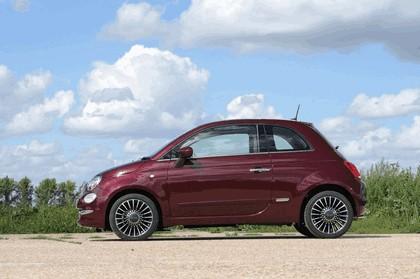 2015 Fiat 500 - UK version 12