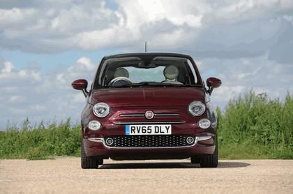 2015 Fiat 500 - UK version 17