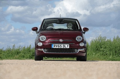 2015 Fiat 500 - UK version 18