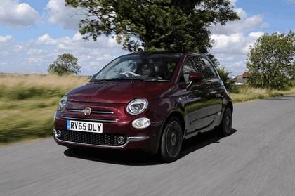 2015 Fiat 500 - UK version 20