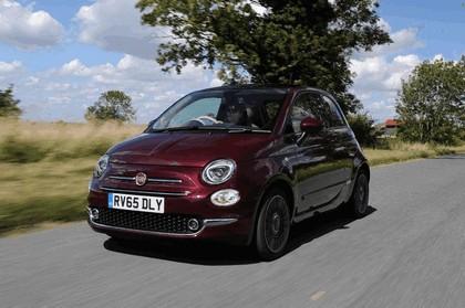 2015 Fiat 500 - UK version 21