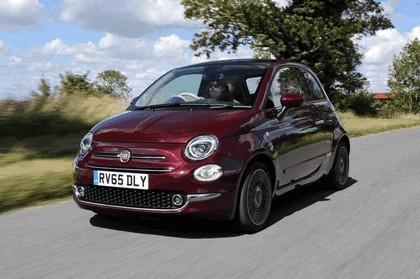 2015 Fiat 500 - UK version 22