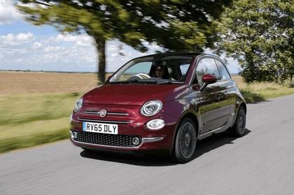 2015 Fiat 500 - UK version 23