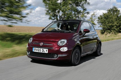 2015 Fiat 500 - UK version 24