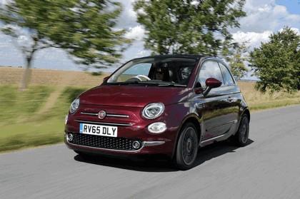 2015 Fiat 500 - UK version 25