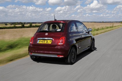 2015 Fiat 500 - UK version 26