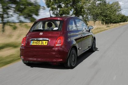 2015 Fiat 500 - UK version 28