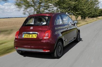 2015 Fiat 500 - UK version 29