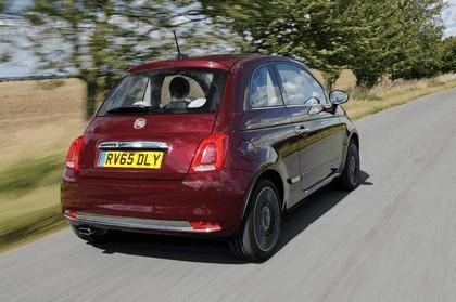 2015 Fiat 500 - UK version 30