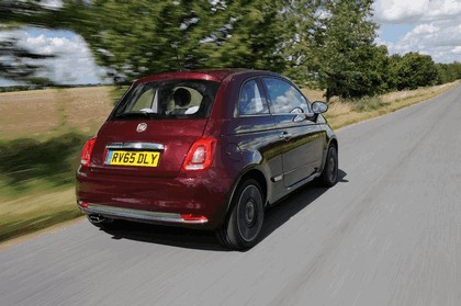 2015 Fiat 500 - UK version 31
