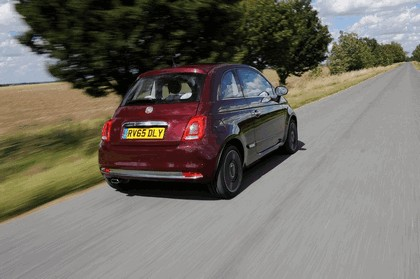 2015 Fiat 500 - UK version 32