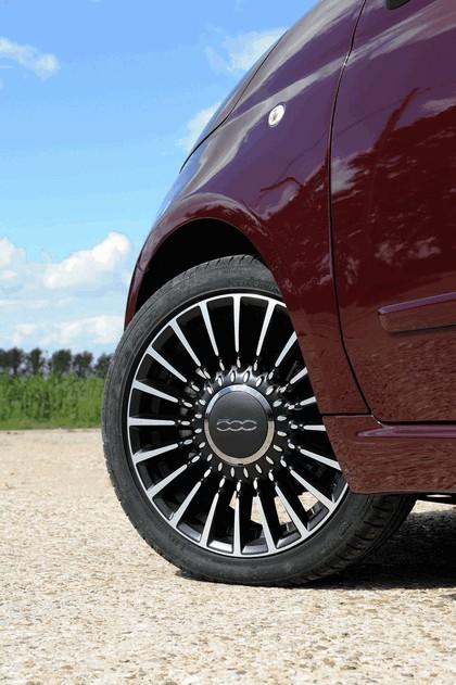 2015 Fiat 500 - UK version 38