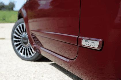 2015 Fiat 500 - UK version 39
