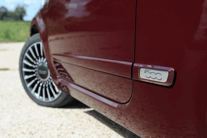 2015 Fiat 500 - UK version 40