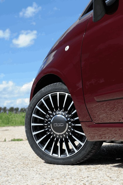 2015 Fiat 500 - UK version 41