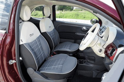 2015 Fiat 500 - UK version 47
