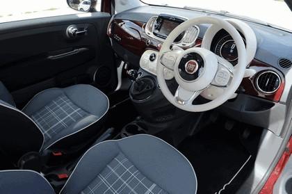 2015 Fiat 500 - UK version 52