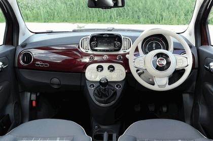 2015 Fiat 500 - UK version 53