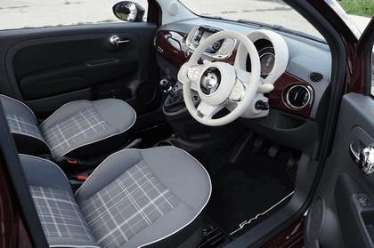 2015 Fiat 500 - UK version 58