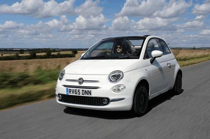 2015 Fiat 500 - UK version 59