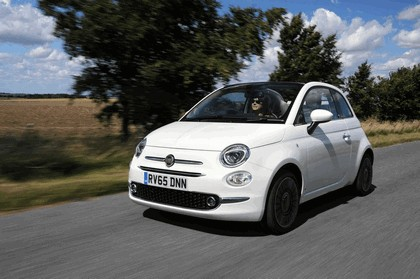2015 Fiat 500 - UK version 60