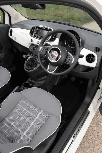 2015 Fiat 500 - UK version 68