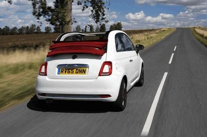 2015 Fiat 500 - UK version 71