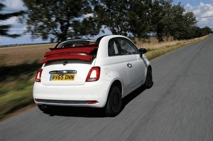 2015 Fiat 500 - UK version 74