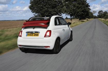 2015 Fiat 500 - UK version 75