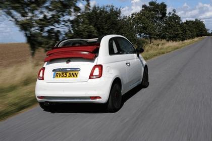2015 Fiat 500 - UK version 76