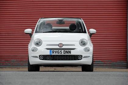 2015 Fiat 500 - UK version 90